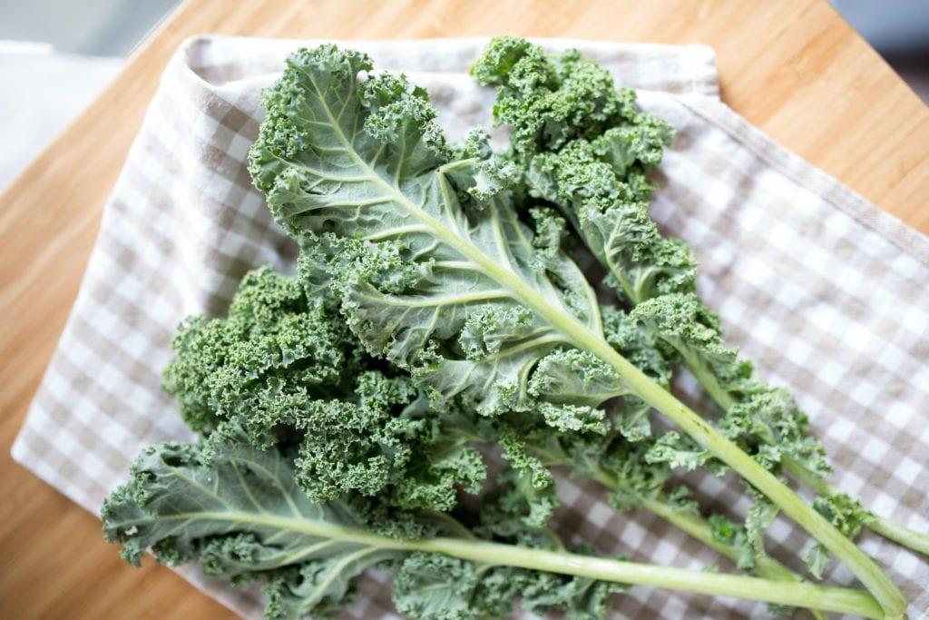Le chou frisé est l'un des légumes les plus nutritifs de la planète